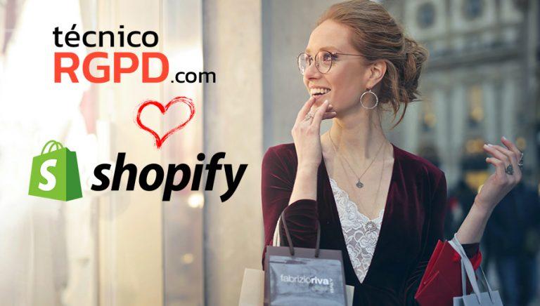 RGPD para Shopify